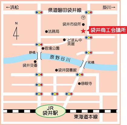 商工会議所map